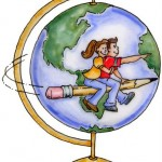 programmazione di geografia, storia, scienze