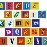 alfabeto scuola primaria