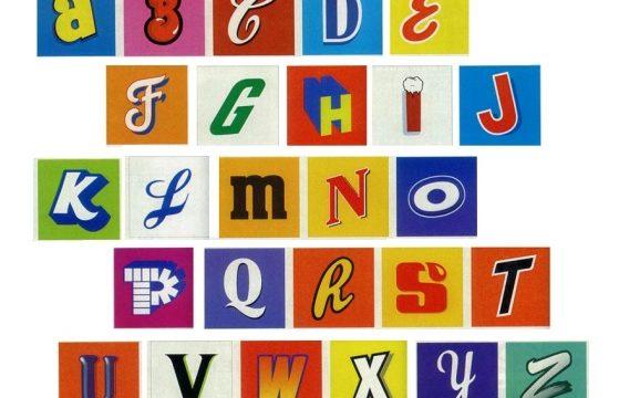 Ortografia: l'ordine alfabetico, i plurali, le particolarità