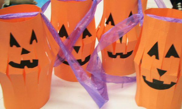 Halloween Lavoretti – Scuola dell'infanzia e primaria