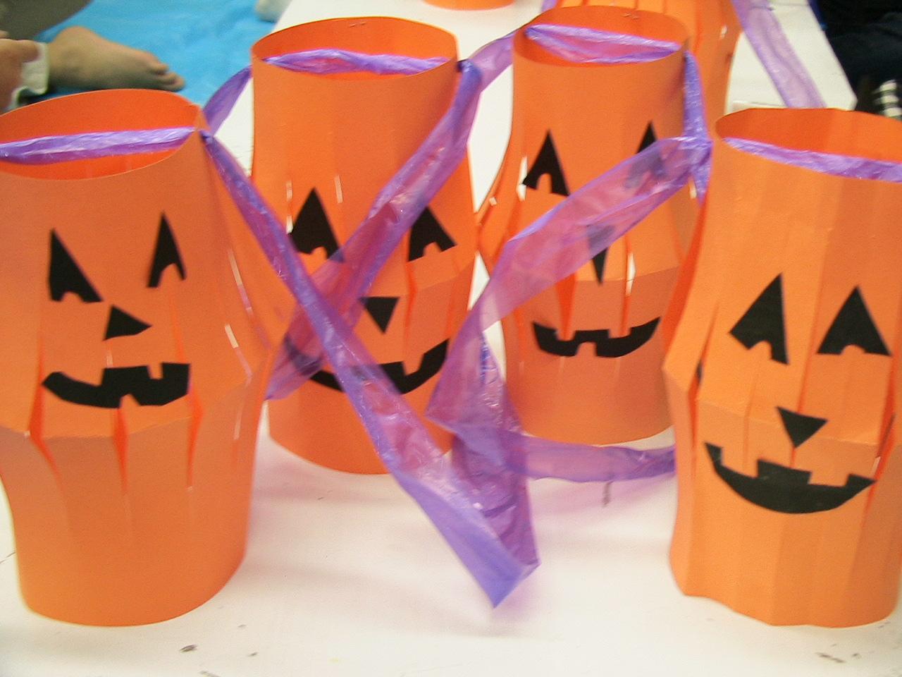 lavoretti halloween per la scuola