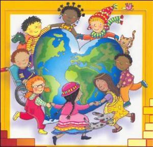 diritti dei bambini - scuola chede didattiche - copioni - disegni