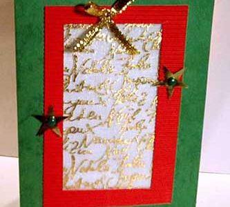 Bigliettini d'auguri per il Natale – scuola dell'infanzia e scuola primaria