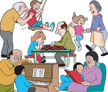 Festa dei Nonni, 2 ottobre