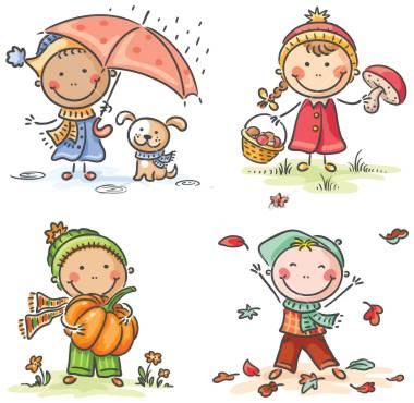 Scuola dell 39 infanzia autunno conzoncine attivit for Maestra gemma lavoretti natale
