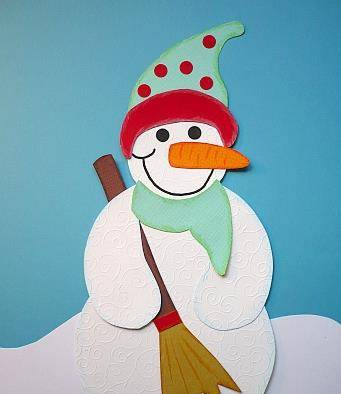 Paper_Piecing_Craft_for_Winter_-_Snowman_Decoration[1]