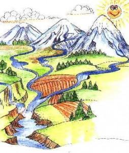 geografia fiumi e laghi