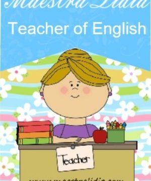 Maestra Lidia: un sito per la didattica dell'inglese nella scuola primaria