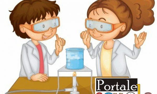 Scuola Primaria – Schede didattiche di Scienze, gli scienziati, il metodo sperimentale, gli strumenti degli scienziati, copertine di scienze