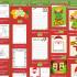 Speciale Natale della maestra Mary: lavoretti, biglietti, addobbi, ghirlande, calendario dell