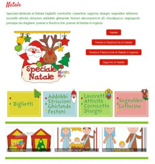 Natale scuola
