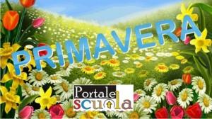 primavera scuola