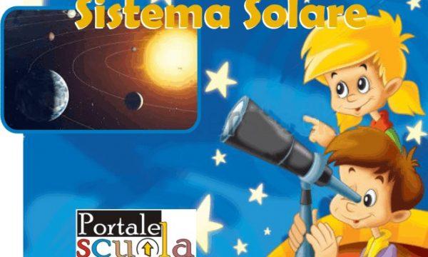 Scienze per la scuola primaria e per la scuola media: il sistema solare
