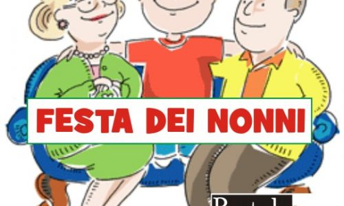 2 ottobre: Festa dei Nonni