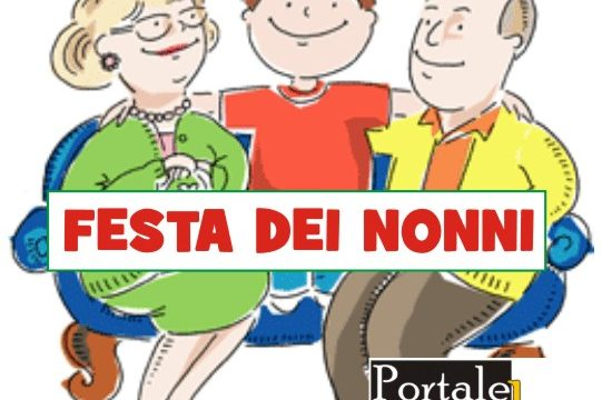 2 ottobre: Festa dei Nonni