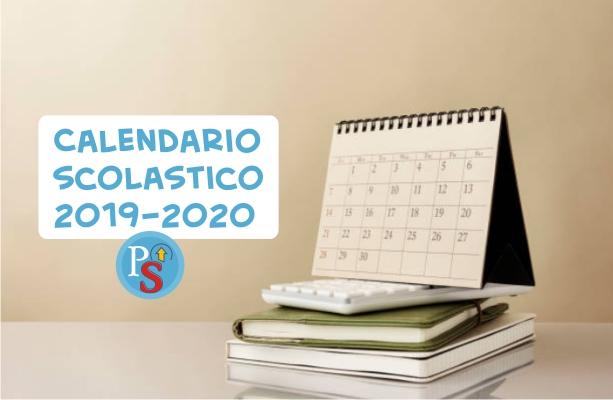 Calendario Scolastico Friuli Venezia Giulia.Calendario Scolastico 2019 2020