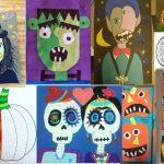halloween arte