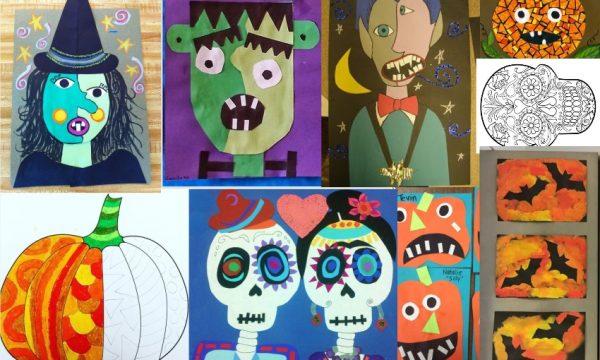 Halloween… arte da paura!