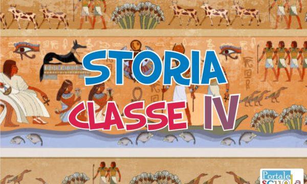 Storia classe 4^