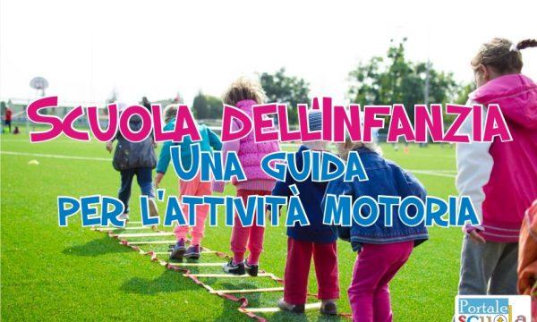 Scuola dell'Infanzia – Una guida per l'attività motoria