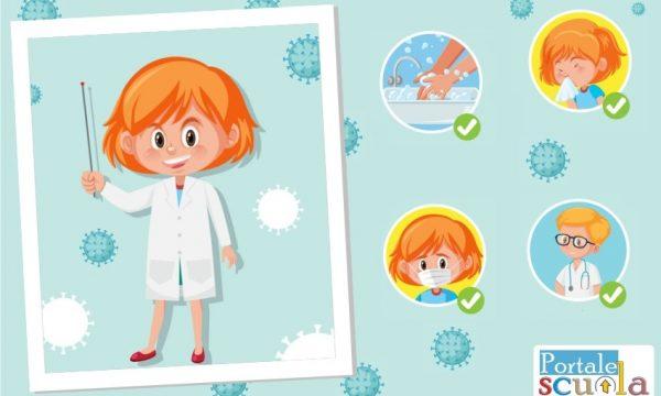 Schede didattiche e risorse sul Coronavirus