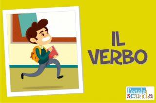 il verbo schede e attività